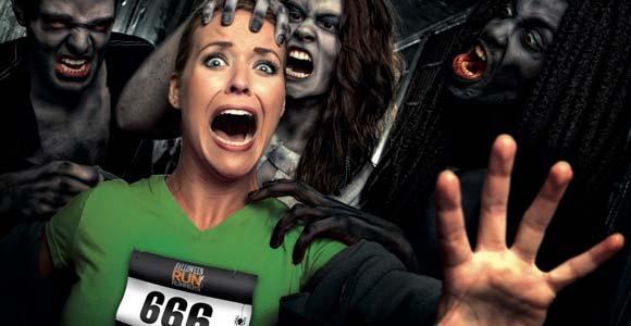 Halloween Run: Si quieres sobrevivir, ¡no te quedes el último!