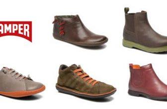 Zapatos Camper hasta un 50% de descuento 2