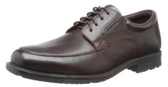 Zapatos Rockport de piel Waterproof sólo 53 euros 2