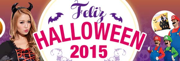 Donde comprar disfraces baratos Halloween 2015