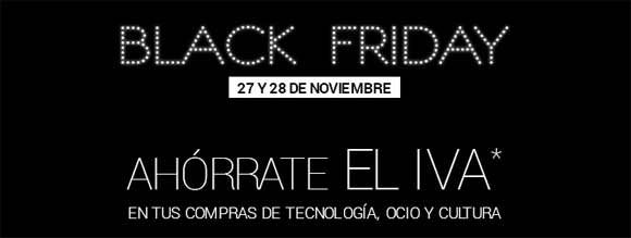 Black Friday 2015 en Fnac