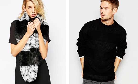 Rebajas de hasta un 60% en ropa de Invierno