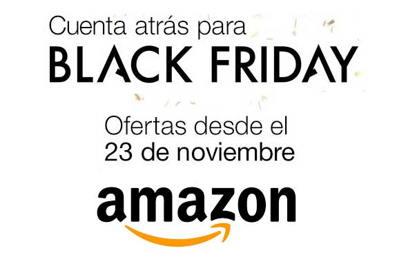 Semana Black Friday Amazon España 2015