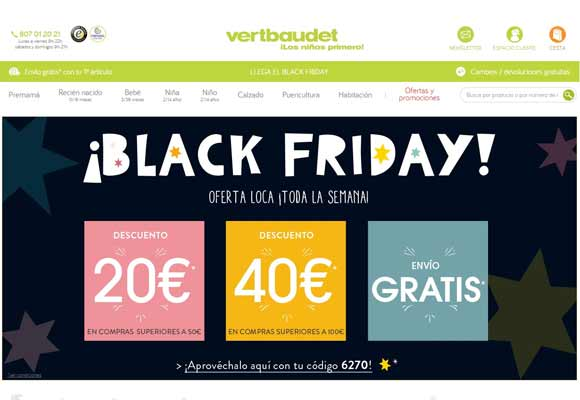 descuentos-Black-friday-en-vertbaudet