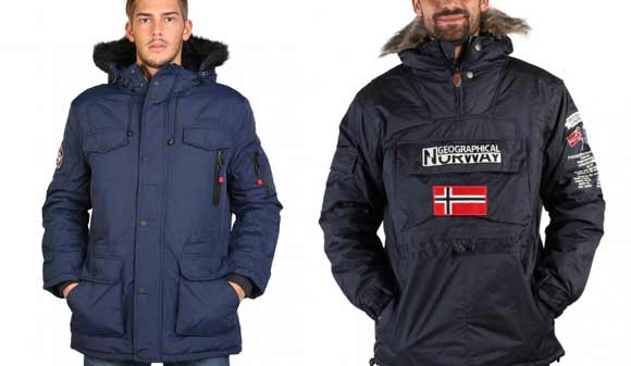 Ofertas chaquetas Geographical Norway