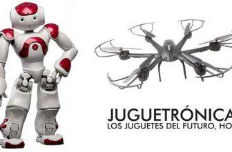 Juguetrónica: Robots, drones y juguetes de otra galaxia. 5