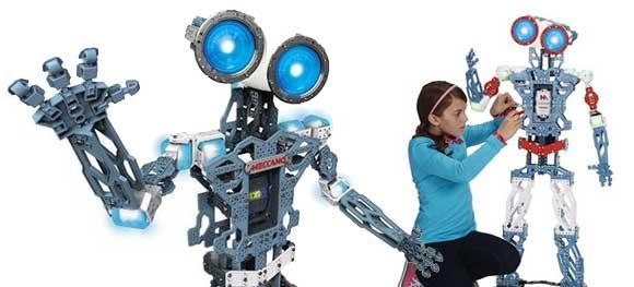 Meccanoid-G15-KS - Juguetrónica: Robots, drones y juguetes de otra galaxia.