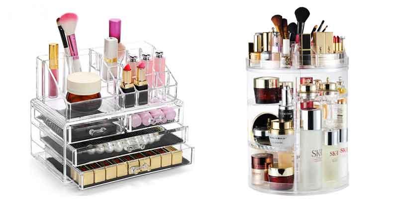 Organizador del Maquillaje