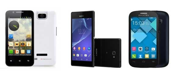 Moviles baratos Android