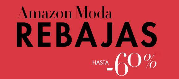 Rebajas de Enero en Amazon Moda