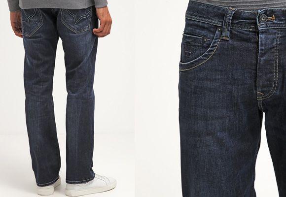 Pepe Jeans JEANIUS - Vaqueros rectos