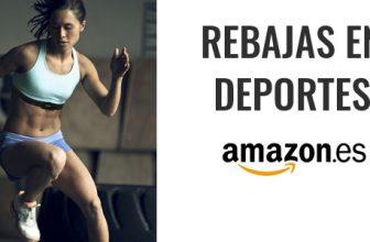 Rebajas en Amazon Deportes