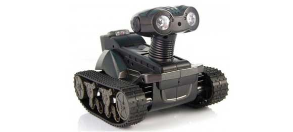 Juguetrónica: Robots, drones y juguetes de otra galaxia.