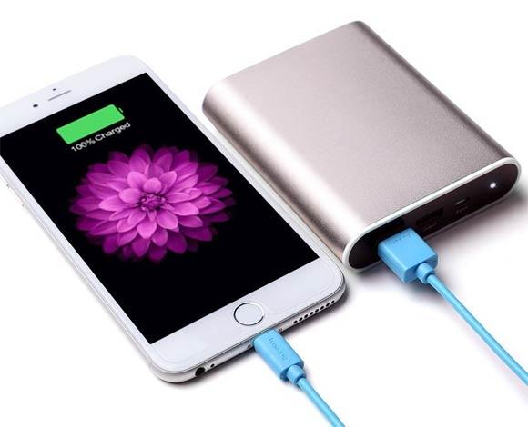 Ofertas en Power Banks, baterías externas y cargadores.
