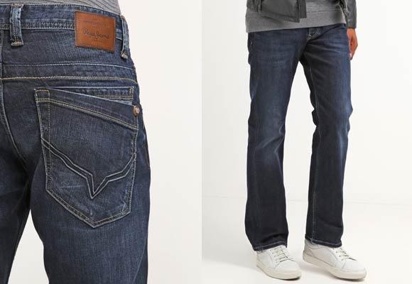 Pepe-Jeans-JEANIUS---Vaqueros-rectos---z45-rebajas