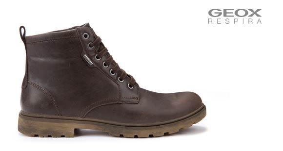 Geox - Rebajas de invierno 2016 -botas geox para hombre