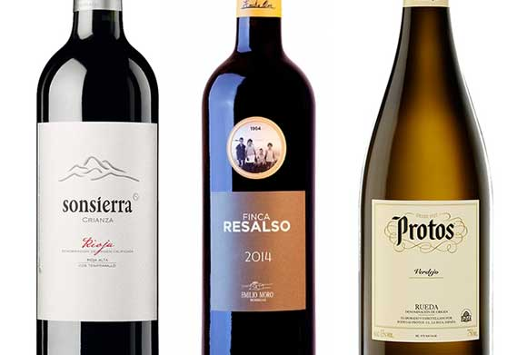 10 grandes Vinos por menos de 10 euros