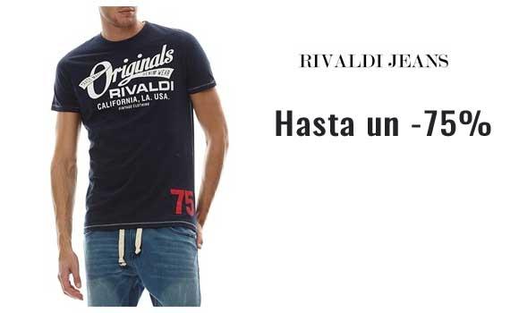 Chollos online en ropa Rivaldi Jeans 1