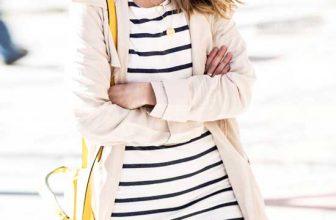 Vestido marinero rayas de Ichi - Colección Primavera 1