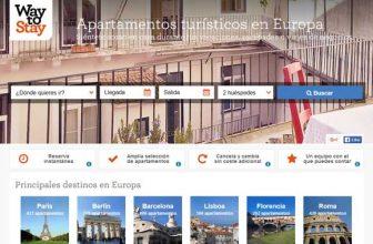 Way to Stay: apartamentos vacacionales en Europa 1