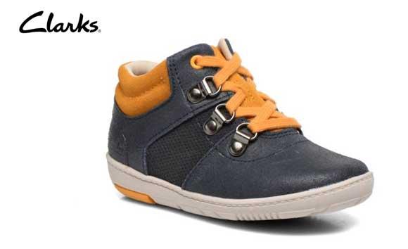 Zapatos Clarks hasta 50% de descuento