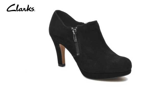 Zapatos Clarks mujer hasta 50% de descuento
