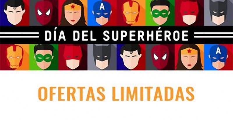 dia del superheroe