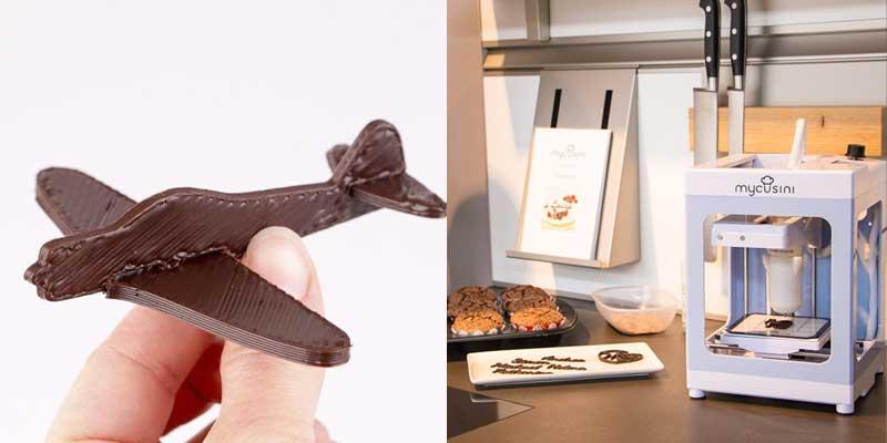 impresora d chocolate