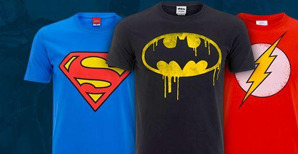 oferta-camisetas-superheroes-en-zavvi