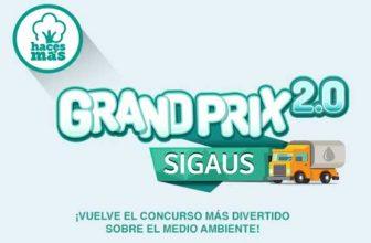 Cine gratis con el Grand Prix SIGAUS