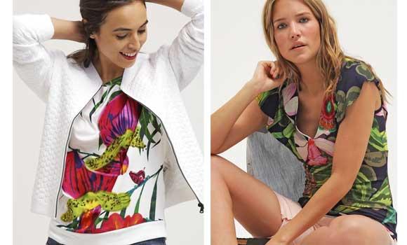 Ofertas-Camisetas-y-Tops-de-Desigual-baratas
