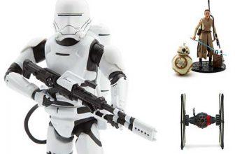 Star Wars: oferta 20% de descuento en Disney Store 2
