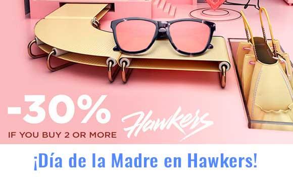 ¡Día de la Madre en Hawkers! Descuento del 30%