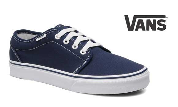 Oferta zapatillas Vans hasta 60% descuento