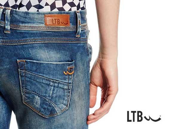84abe15827e9e Ofertas LTB Jeans con hasta 70% de descuento ⋆ SmartShoppers
