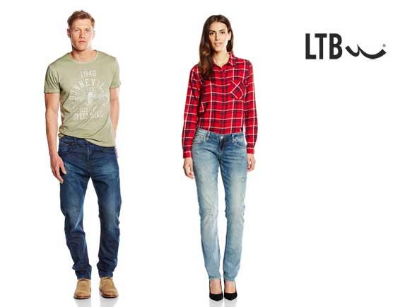 Ofertas LTB Jeans hasta con hasta 70% de descuento