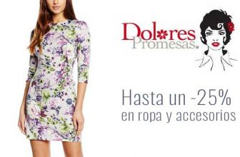 Ofertas Moda: Dolores Promesas en Amazon 1