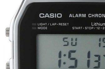 Chollos en Amazon reloj Casio A168W 3