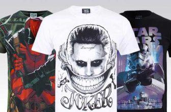 Camisetas Frikis - Oferta 2 POR 21€ en Zavvi 5