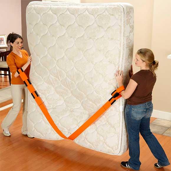 Como mover muebles con menos esfuerzo