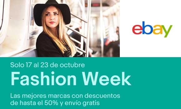 Fashion Week de eBay octubre 2016