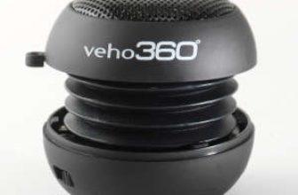 Altavoz Recargable Veho 360 para iPhone 3