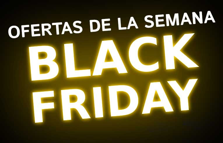 ¡Empieza la Semana de Black Friday!