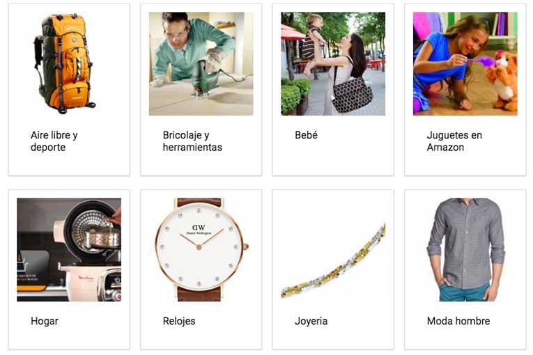 ¿Aún no has visitado nuestro catálogo de Amazon ?
