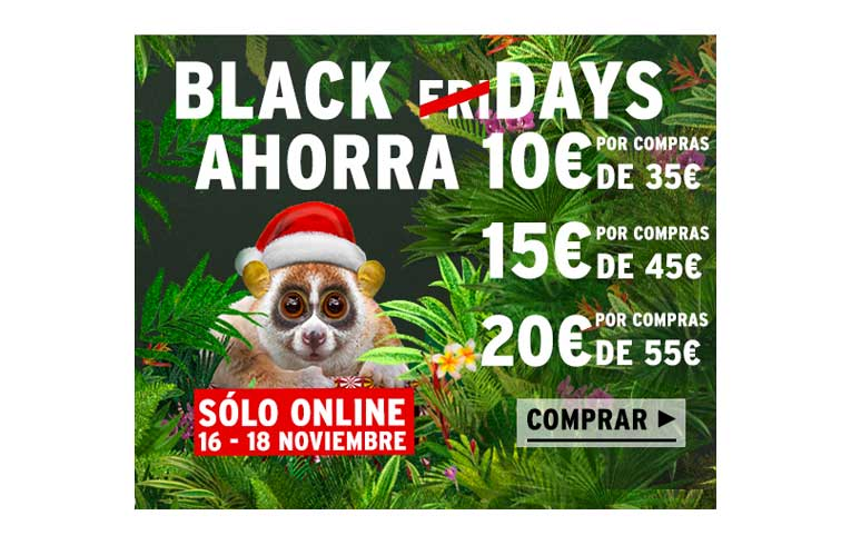 ¡The Body Shop lanza Los BLACK friDAYS!