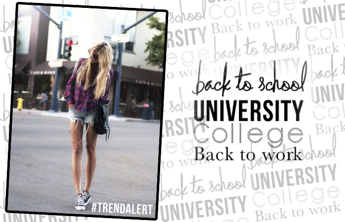 Tendencias: ESTILO COLLEGE 3