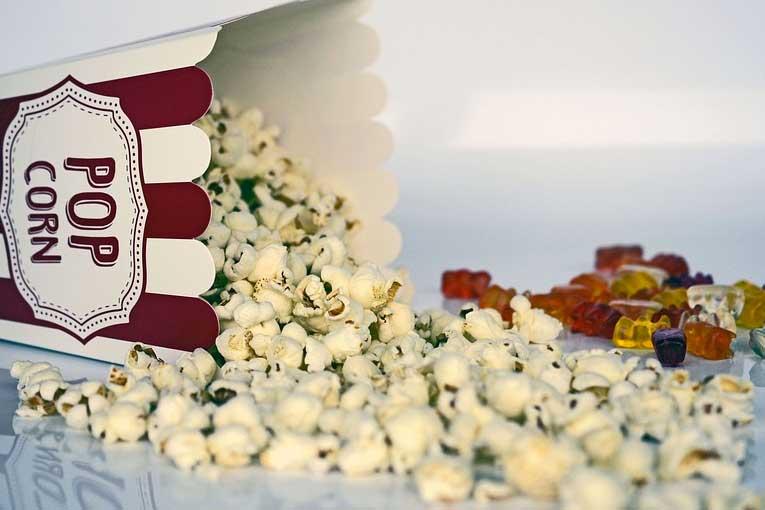 Entrada para el Cine Acteón, palomitas y bebida por 7,50€
