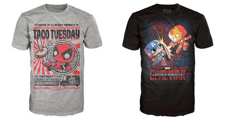 camisetas-funko-pop-baratas