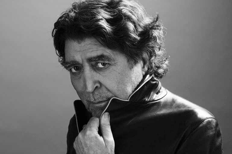 """Joaquín Sabina Gira """"Lo niego todo""""."""