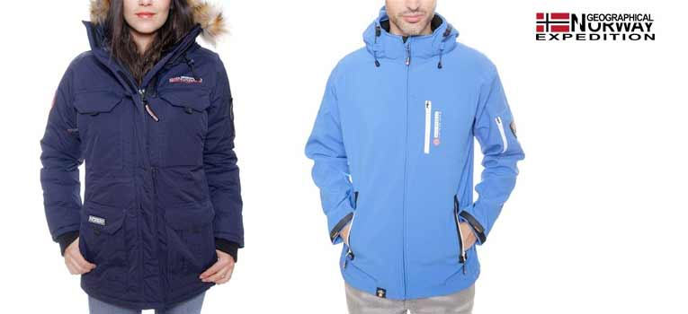 Nuevos chollazos en Geographical Norway.